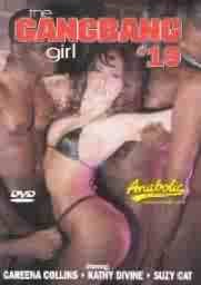 The Gangbang Girl #19 - ANABOLIC