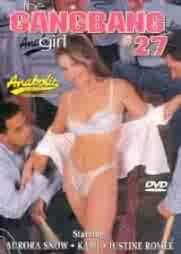 The Gangbang Girl #27 - ANABOLIC