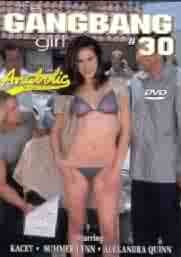 The Gangbang Girl #30 - ANABOLIC