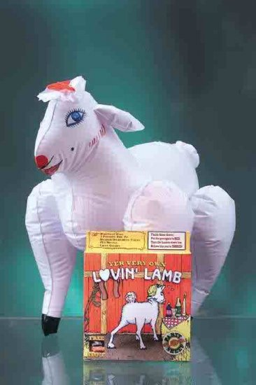 Luvin' Lamb - Inflatable