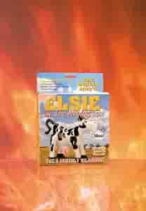 Elsie Blow Up Cow - Inflatable Animal Sex Doll