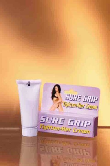 Sure Grip Tighten-Her Vaginal Cream -PD980600