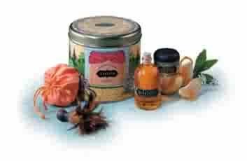 Kama Sutra Tangerine Creme Treasure Trove