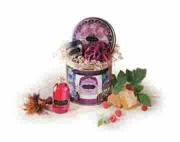 Kama Sutra Treasure Trove Strawberry & Champagne