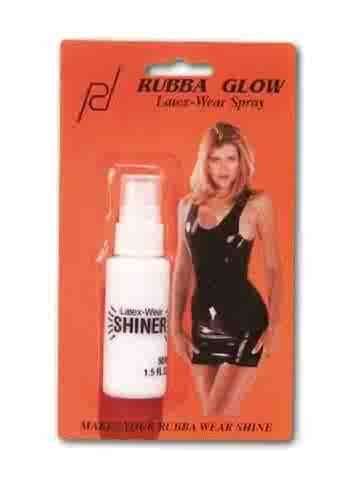 Rubba Glow Latex-Wear Spray