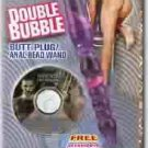 ACRYL-X Double Bubble Anal Probe