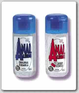 Anal Lube 6oz Cherry