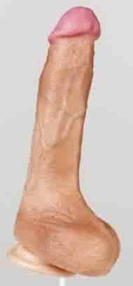 Adam Hart Realistic Cock Celebrity Skin Dildo