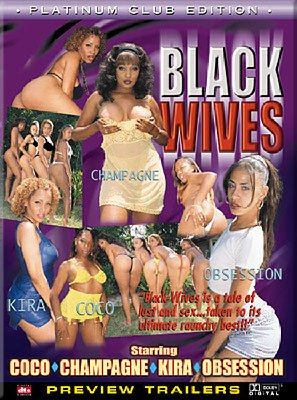 DVD - Black Wives DTS - NUTECH