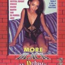 DVD - More Black Dirty Debantes #5 - NEW MACHINE