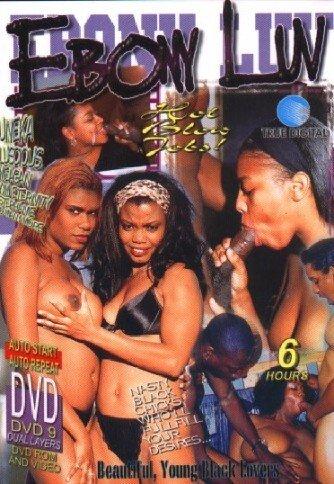 DVD - Ebony Luv - SUNSHINE