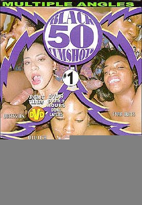 DVD - 50 Black Cumshots #1 - SUNSHINE