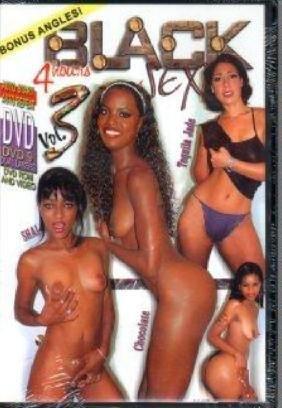 DVD - Black Sex Vol 3 - SUNSHINE