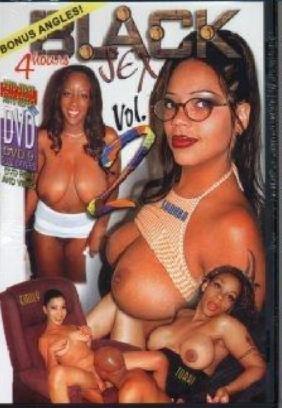 DVD - Black Sex Vol 2 - SUNSHINE
