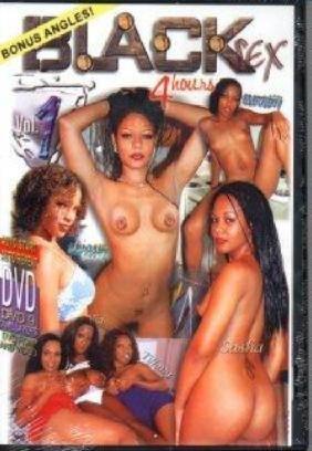 DVD - Black Sex Vol 1 - SUNSHINE