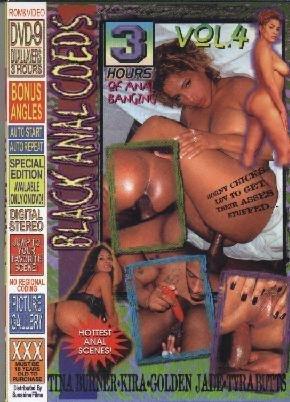 DVD - Black Anal Coeds #4 - SUNSHINE