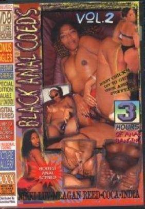 DVD - Black Anal Coeds #2 - SUNSHINE