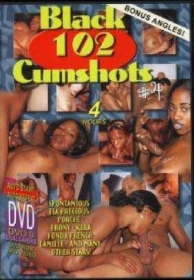 DVD - Black 102 Cumshots #4 - SUNSHINE