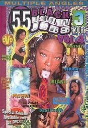 DVD - 55 Black Blow Jobs #4 - SUNSHINE