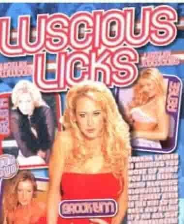 DVD - Virtual Blow Jobs Luscious Licks (Dyanna Lauren