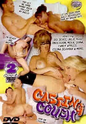 DVD - Casting Couch (Dyanna Lauren