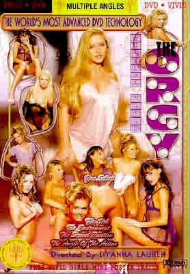 DVD - Virtual Vivid The Orgy (Dyanna Lauren