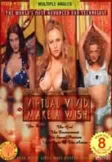 DVD Virtual Vivid Make a Wish (Dyanna) - VIVID