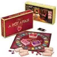 A Hot Affair - Adult Game