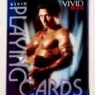 Vivid Man Adult Playing Cards