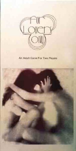 For Lovers Only Adult Board Game