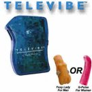 Televibe For Men Computer & Telephone Electric Vibrator - LC8100