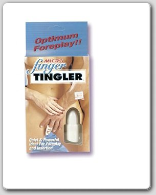 Micro Finger Tickler Vibrator - SE007400