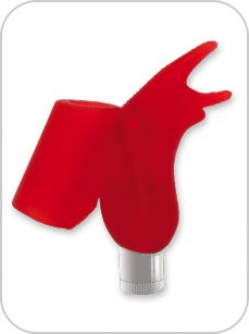 Finger Buzz Vibrator Red - DJ090301