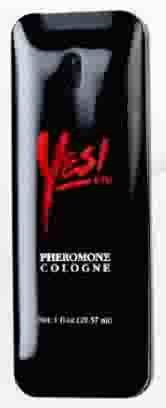 Yes! Aphrodisiac Spray Cologne For Men with Pheromones - DJ451000