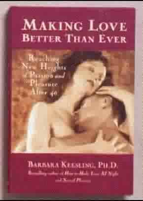 Book - Making Love Better Than Ever - ELD6859