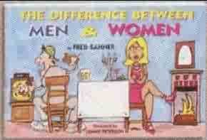 Book - The Difference Between Men & Women - ELD6885