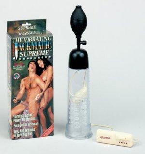 Penis Pump - Jackmatic Supreme Pump - NW1568
