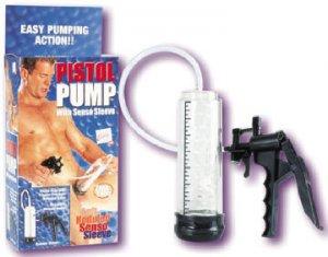 Penis Pump - Pistol Pump - SE103200