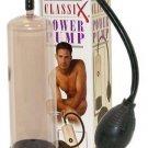 Penis Pump - Classix Power Pump - PD190800