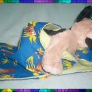 Custom Sleeping Bag Pillow for Webkinz - Diego FREE US AND CANADA SHIPPING
