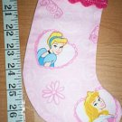 Handmade Christmas Stocking Ornament #217 Cinderella FREE US AND CANADA SHIPPING