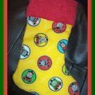 Handmade Christmas Stocking ~ Thomas the Tank Engine 6 FREE US AND CANADA SHIPPING