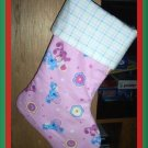 Handmade Christmas Stocking ~ Blue's Clues & Magenta FREE US AND CANADA SHIPPING