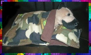 Boy John Deere Sleeping Bag & Pillow 4 Webkinz Lil'Kinz FREE US AND CANADA SHIPPING