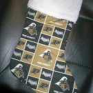 Handmade Christmas Stocking ~ Purdue University