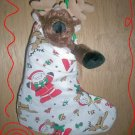 Custom Christmas Stocking Sack for Webkinz Lil'Kinz #5