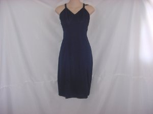 Whole Slip Charmode Navy Blue short 38 Sears Roebuck and Co USA