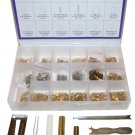 Kwikset Compatible 7 Tool and 200 Pin Rekey Kit