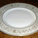 SOVEREIGN by Royal Doulton, Fine Porcelain DINNER PLATE, England