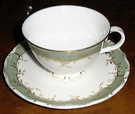 FONTAINEBLEAU Cup and Saucer, Fine China by Royal Doulton, England